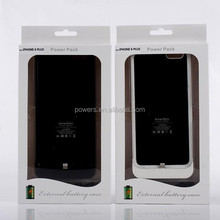 2015 Hot Sale External Power Bank Battery Case for iphone