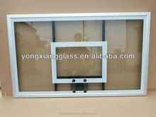 """72"""" And 64"""" Tempered Glass Basketball Backboard"""