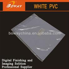 Blanco consuntivas 210x297x0.3mm pvc hojas teslin tarjeta de débito de material