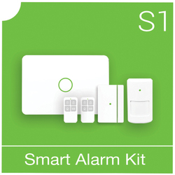 Home security central alarm monitoring software camera system S1 with CCTV camera/mobile phone
