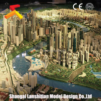 Traditional Architectural Models, scale model making