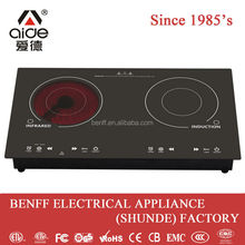 Metal housing bbq hot plates induction cooker pcb board radiant cooker