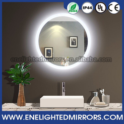 2016 Modern Contempoary Charming Smart Bathroom French Mirror