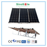 sinosola's 1000w portable solar power systems with TUV/IEC61215/IEC61730/CEC/CE/PID