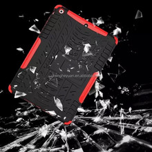new products hybrid armor kickstand pc tpu hard phone case cover for ipad air 5