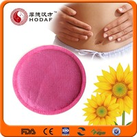 Best selling ! reusable warming pad/magic heat pad/warm womb patch