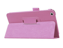 For ASUS FonePad 7 inch PU folding tablet leather cover case (FE171)