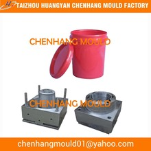 Trending hot products long life paint bucket injection mould