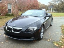 2008 BMW 650i Convertible