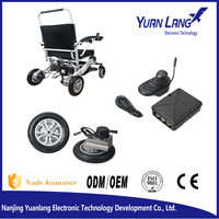 Brushless Dc Motor And Controller Kit Handicapped Equipment For Wheelchair