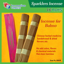 CE&RoHs approved edible raw bamboo incense stick