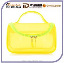 Girls Stylish Designer PVC Transparent Clear Toiletry Bag