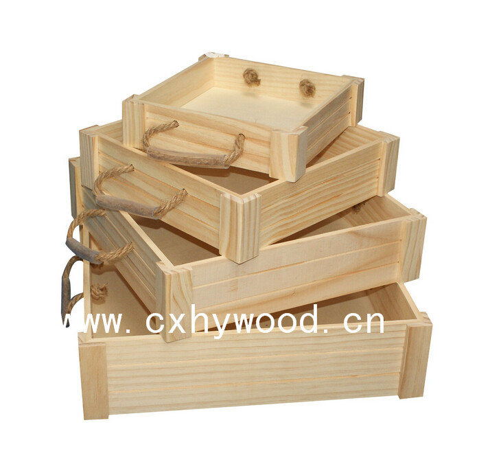 cheap wooden wine crates for sale wholesale shipping boxes. Black Bedroom Furniture Sets. Home Design Ideas