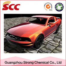 Car refinishing paint usage and high quality hardener for cement