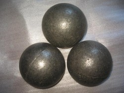 high chrome 28% cast steel ball for copper mine