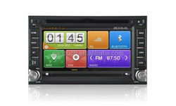 Capacitive touch screen car dvd player with gps for Nissan Universal GPS navigation system