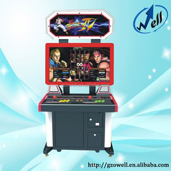 Coin Operated Battle Gear 4 Game Machine