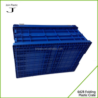 Custom pp injection large environmental plastic box for packing