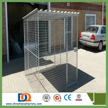 2015 Wholesale bamboo pet dog cages 8-l/dog cage sample/popular metal dog cage