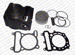 72.5mm Cylinder Kit Piston Rings 300cc VOG Linhai Kinroad Buyang Gsmoon ATV Buggy Go Kart Scooter Parts