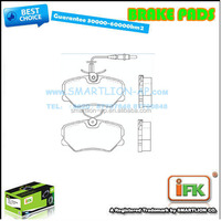 GDB793 Disc Brake Pads 4250.55 Used For Peugeot 405