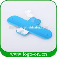 de silicona teléfono móvil stand soporte de silicona
