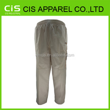 100% cotton men work pants
