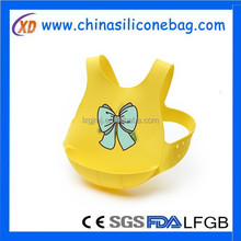 infants & toddlers&children's silicone cotton baby bibs customized logo for baby