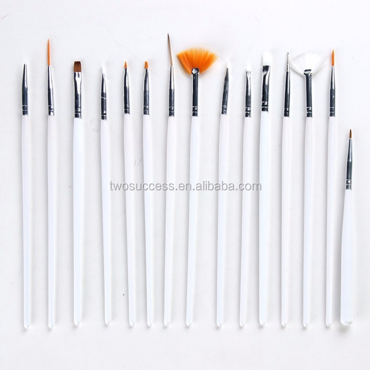 Makeup brushes