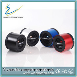 portable wireless mini bluetooth speaker with TF card,my vision bluetooth speaker