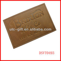 wholesale jeans fake leather badges