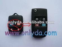 ford mustang Ford 4 button flip remote key
