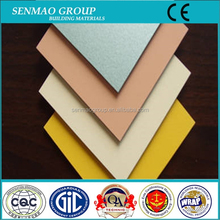 alucobond aluminum perforated wall cladding panel decorative plastic plates/panel/board/sheet/material