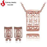 2015 fashion gold plated jewelry settings without stones