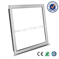 Silver/Golden/White Frame 300*300mm led panel light/led light frame
