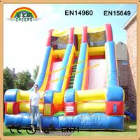 Custom Commercial inflatable slide, air bouncer