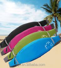 New Unisex Waterproof Waist Bag Pouch Fanny Pack Sport Zip Bag Gift Running Belt