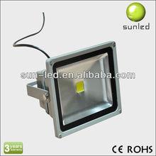 2012 Popular outdoor 50W LED Floodlight