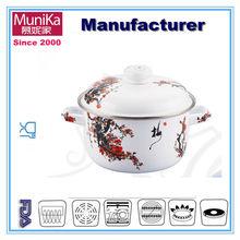 Munika Juego De Ollas Tramontina/pots and pans set/22cm casserole pots/hot oven cooker