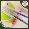 color changing milk plastic erasable gel ink pen(X-8851)