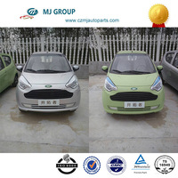 Chinese fast smart convenient cheap electric\electrical car for sale(4 seats) with good after-service