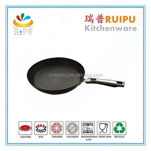 Healthy small hot pot with high quality nonstick grill pan
