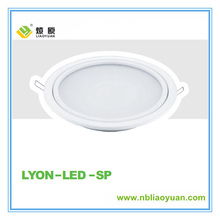China supplier hot sale high brilliant low electric cost 20W 10W 6W led down light fixtures