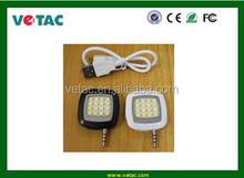 for smart phone LED Selfie Flash Fill Light