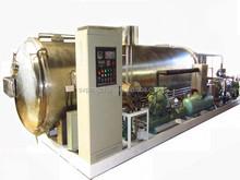 Industrial food vacuum freeze dryer