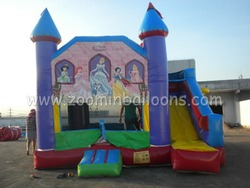 2015 Princess bounce,inflatable bouncer and slide high quality Z1173