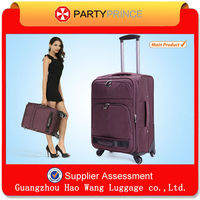 R-60364 fabric external case high quality travel case in 20'' 24'' 28''
