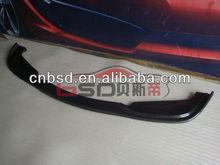 01-06 Carbon Fiber HM Style Front Lip For BMW E46 M3 Coupe