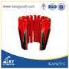 API Drill Collar Slips/Safety Slips/Flake Rotary Slips for oilfield