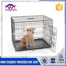 wire dog crate , dog cages , pet crate